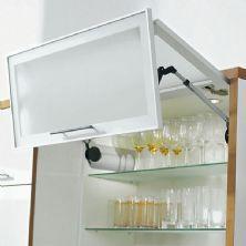 Blum aventos HF katlanır kapak (çift kapak) mekanizması